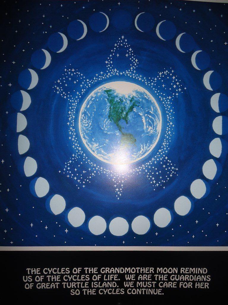 Los ciclos lunares y la Madre Tierra
