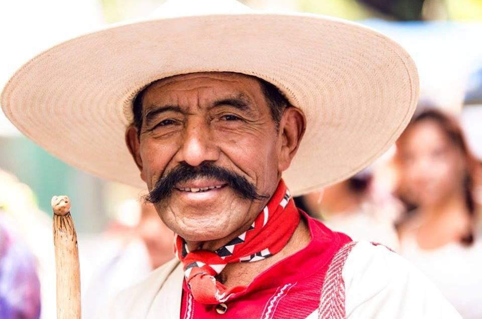 Elder Teuctli de Milpa Alta