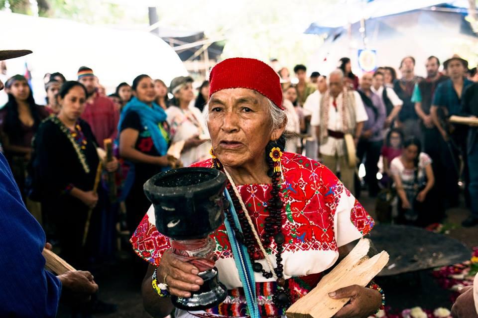 Grandmother Amalia de Xochimilco